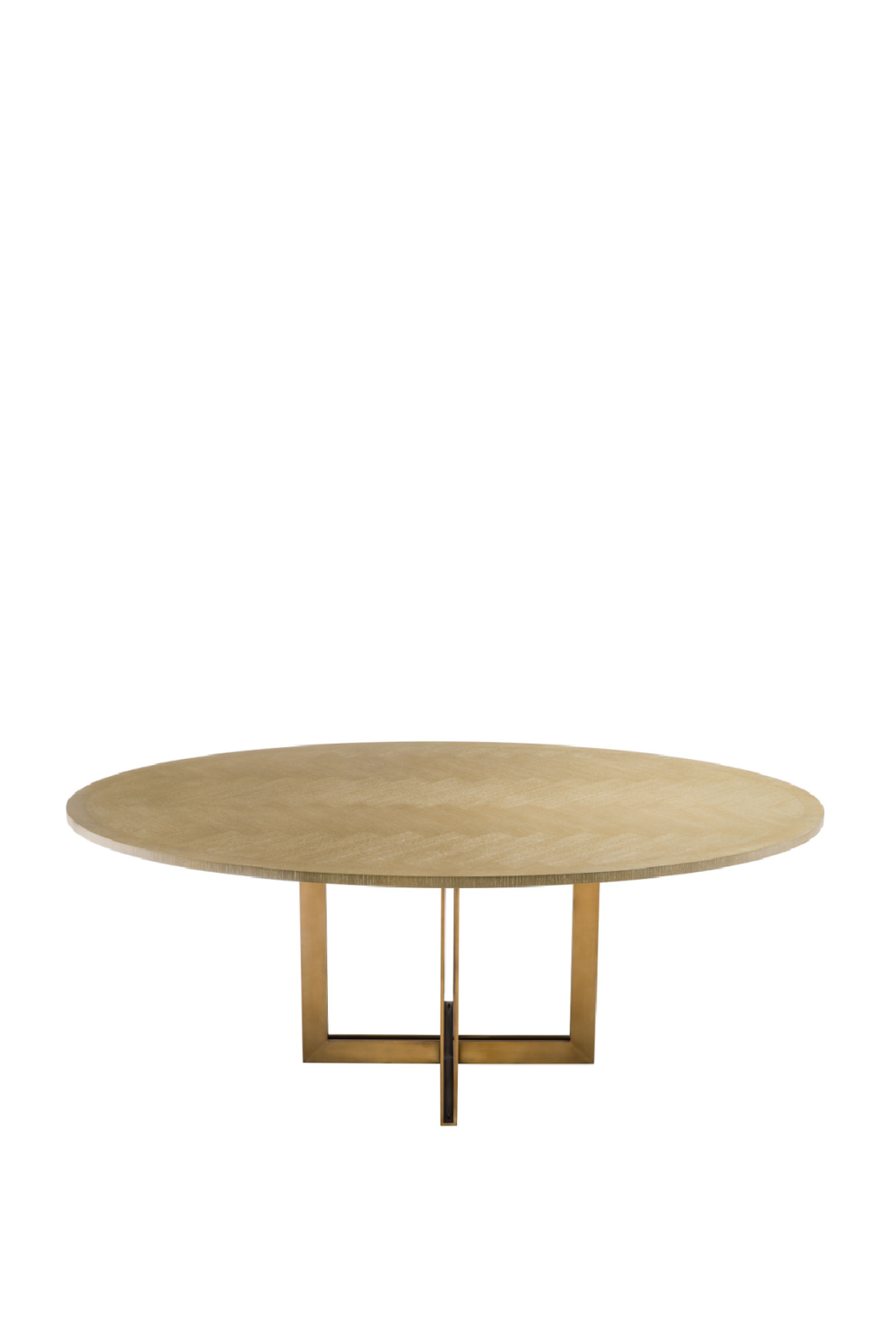 Oval Oak Dining Table | Eichholtz Melchior