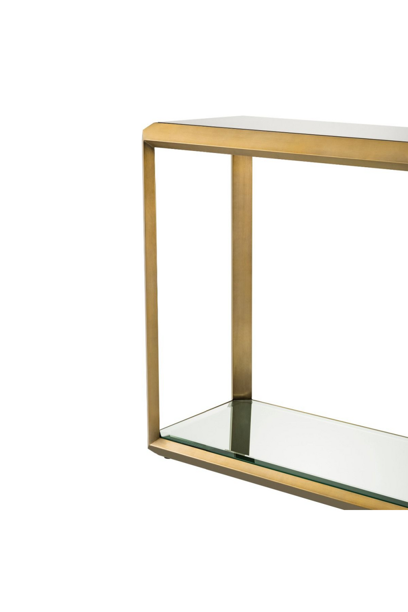 Slim Messing Console Table | Eichholtz Callum | #1 Eichholtz forhandler