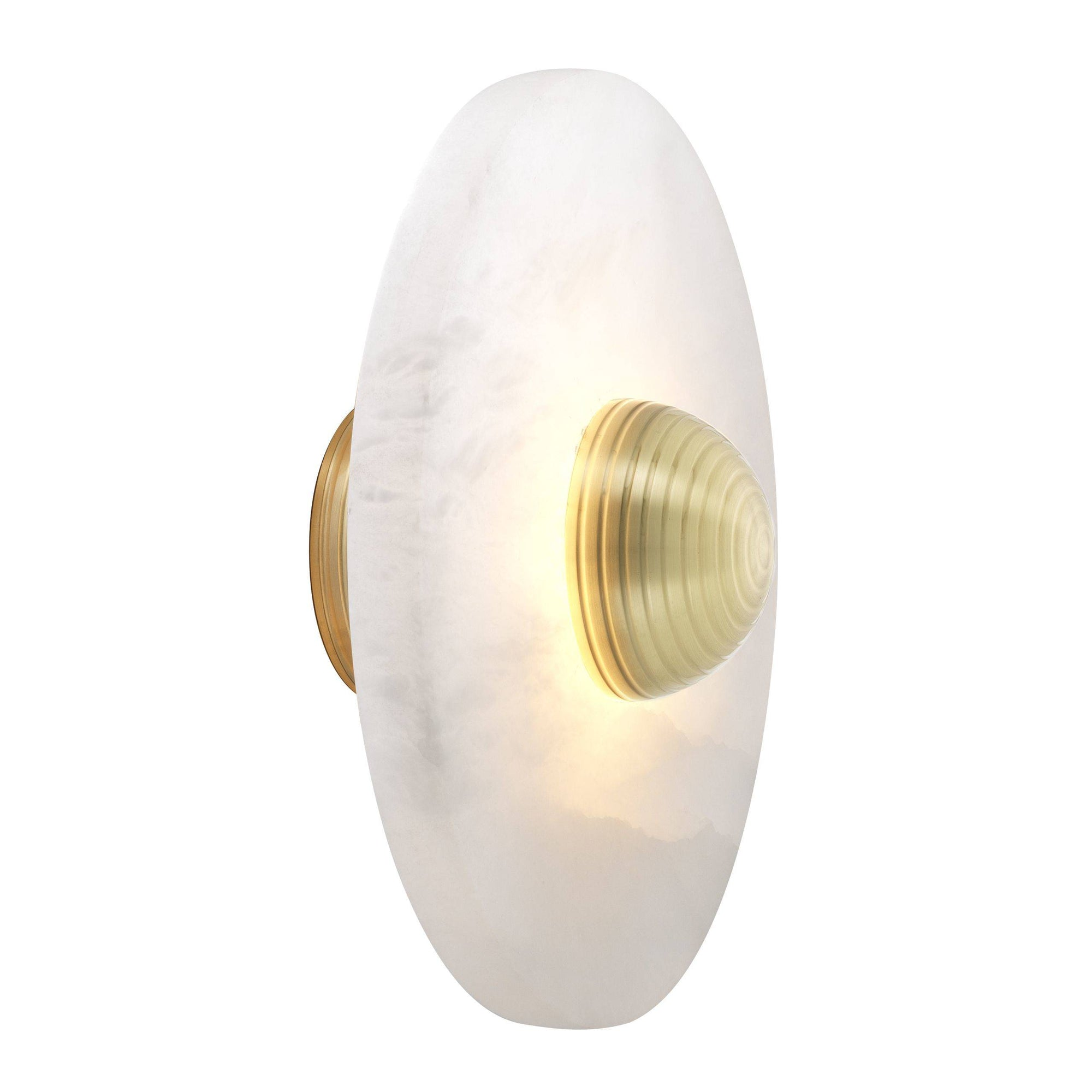 Alabaster Disc Настенный светильник - s | Eichholtz Nomad | OROA Luxury Lighting