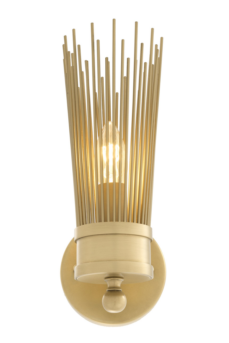 Brass Wall Lamp | Eichholtz Romeo