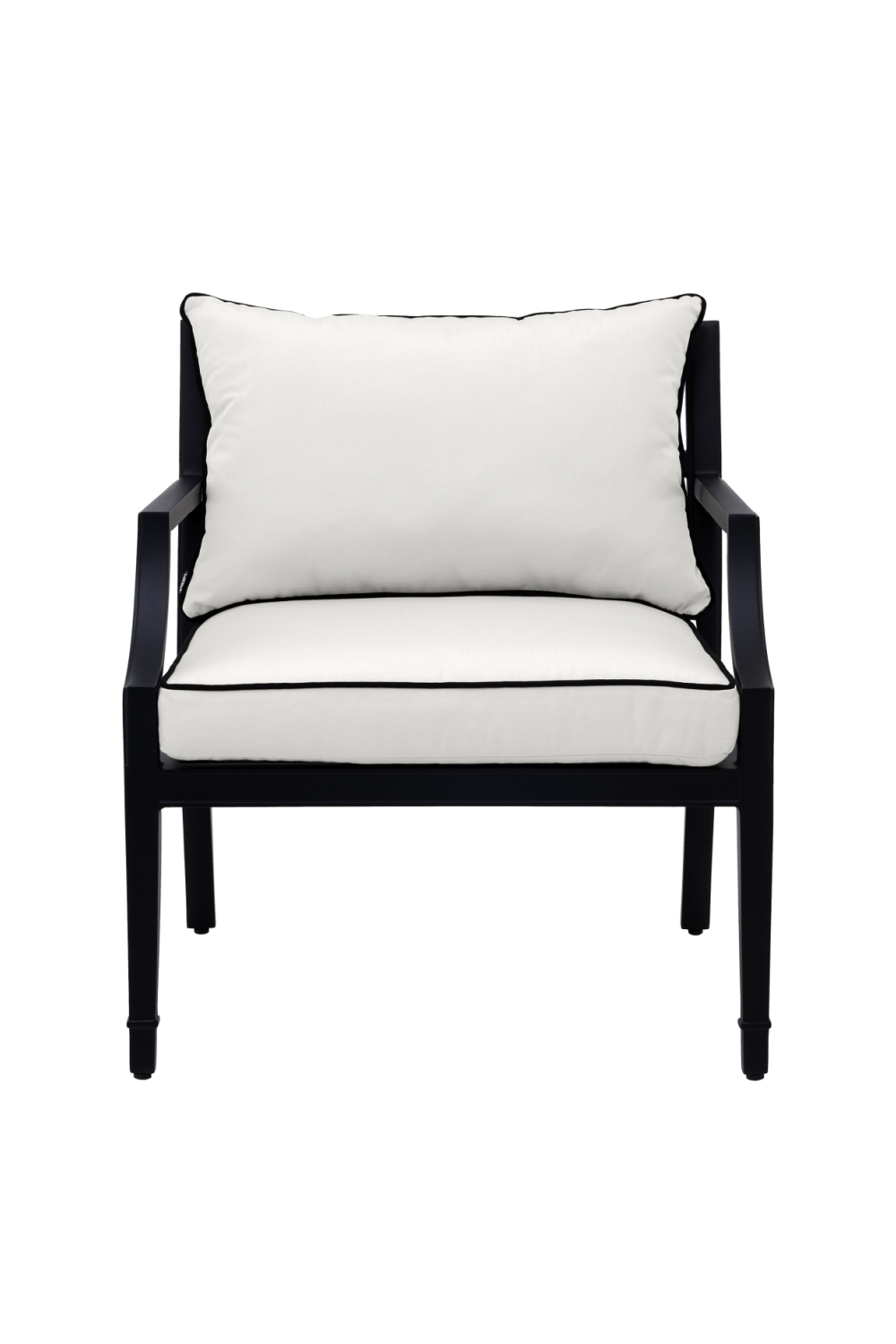 Black Outdoor Sunbrella Chair | Eichholtz Bella Vista