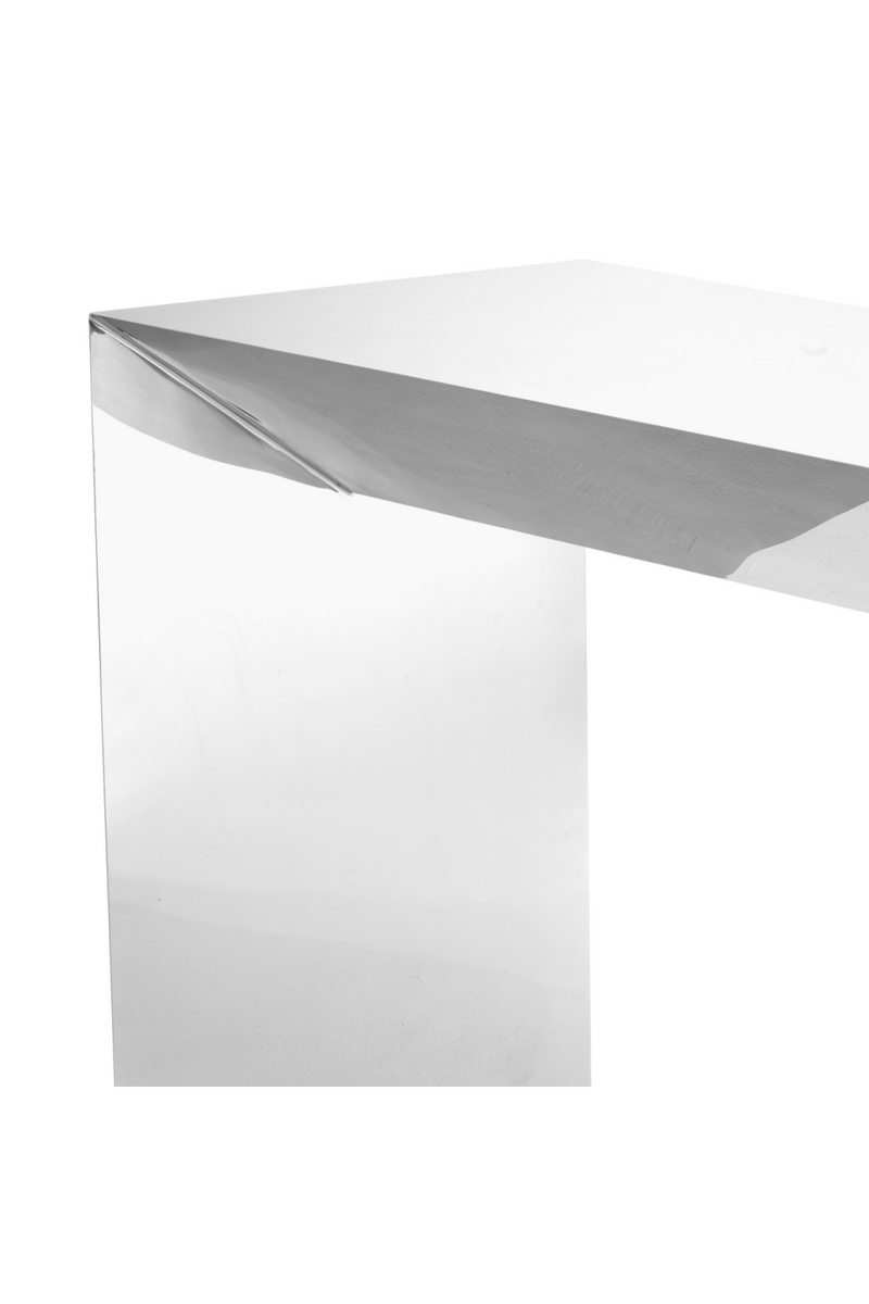 Silver Console Table | Eichholtz Carlow