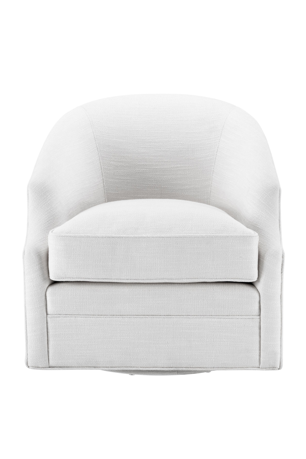 Avalon White Swivel Chair | Eichholtz Gustav