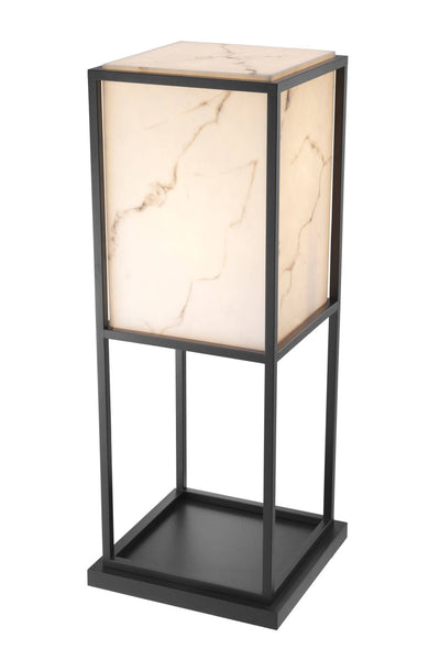 Square Black Floor Lamp | Eichholtz Barret | #1 Eichholtz Retailer