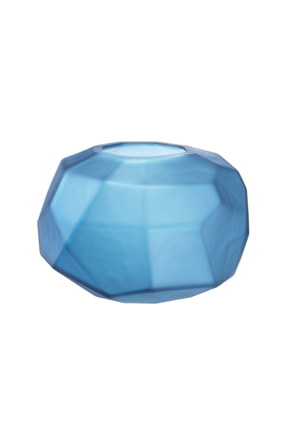 Blue Hand Blown Glass Bowl | Eichholtz Fly | #1 Eichholtz Retailer