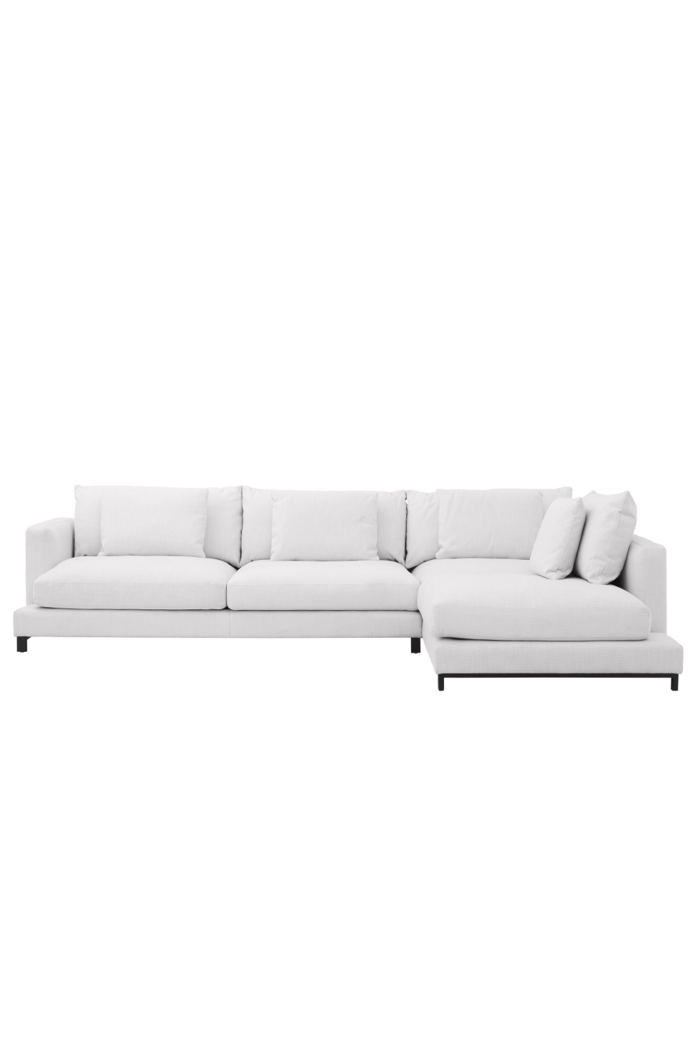 Avalon White Lounge Sofa | Eichholtz Burbury