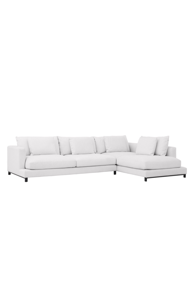 Avalon Hvid Lounge Sofa | Eichholtz Burbury