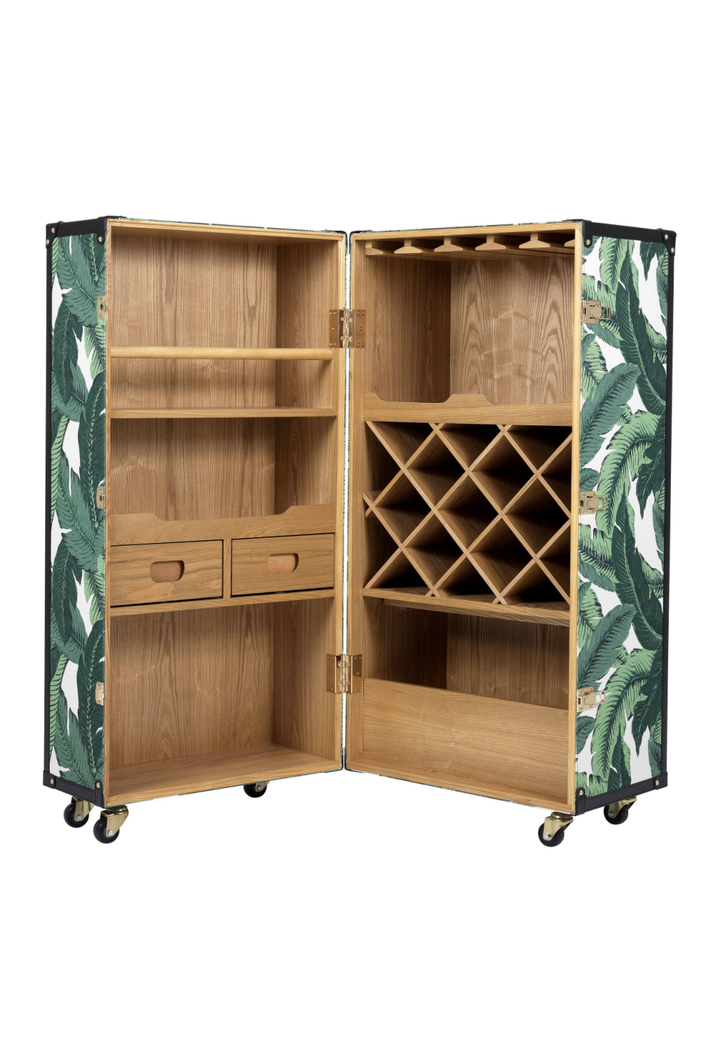Tropical Wine Cabinet | Eichholtz Martini Bianco