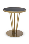 Brass Round Side Table | Eichholtz Horatio | #1 Eichholtz Retailer