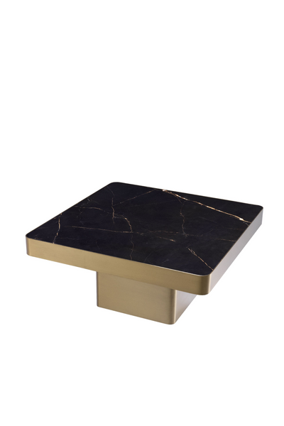 Square Pedestal Coffee Table | Eichholtz Luxus Success | #1 Eichholtz Retailer