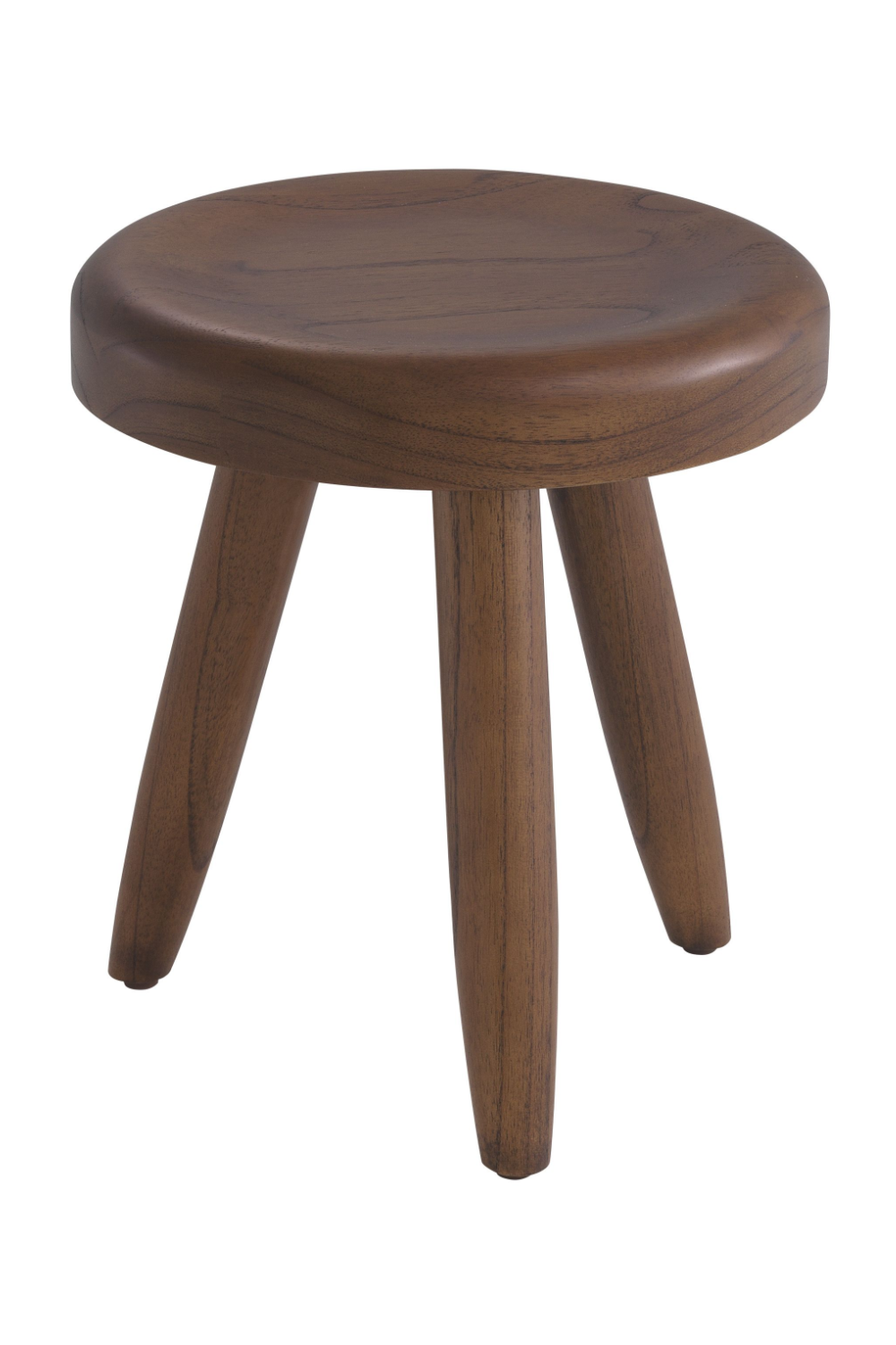Minimal Wood Stool | Eichholtz Stella S | Woodfurniture.com