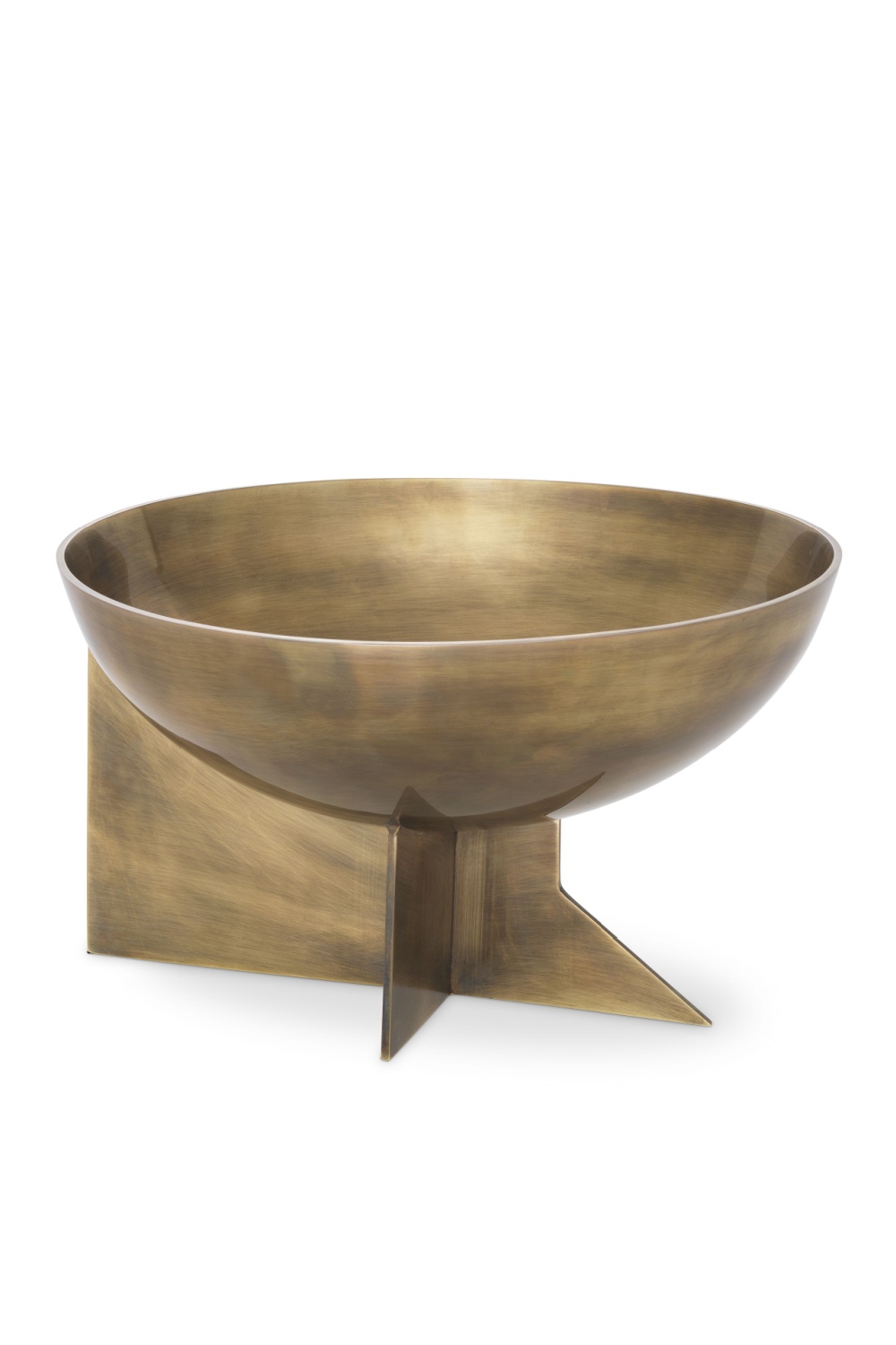 Brass Decorative Bowl | Eichholtz Atalante | OROA Luxury Furniture