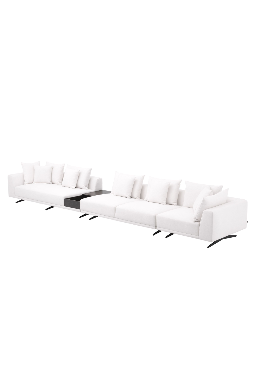 Avalon White Sectional Sofa | Eichholtz Endless | #1 Eichholtz