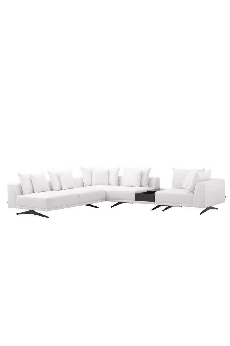 Sofa sectionnel Avalon blanc | Eichholtz Endless | # 1 Eichholtz