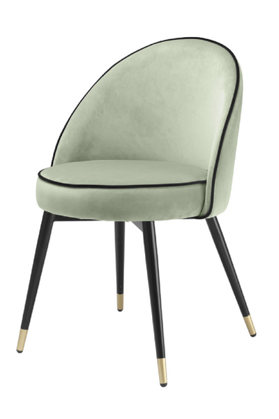 Green Dining Chair Set Of 2 | Eichholtz Cooper | #1 Eichholtz Retailer