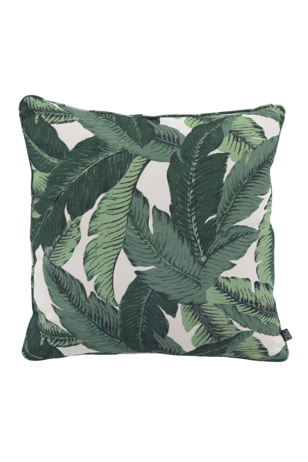 Green Leaf Pillow | Eichholtz Mustique L