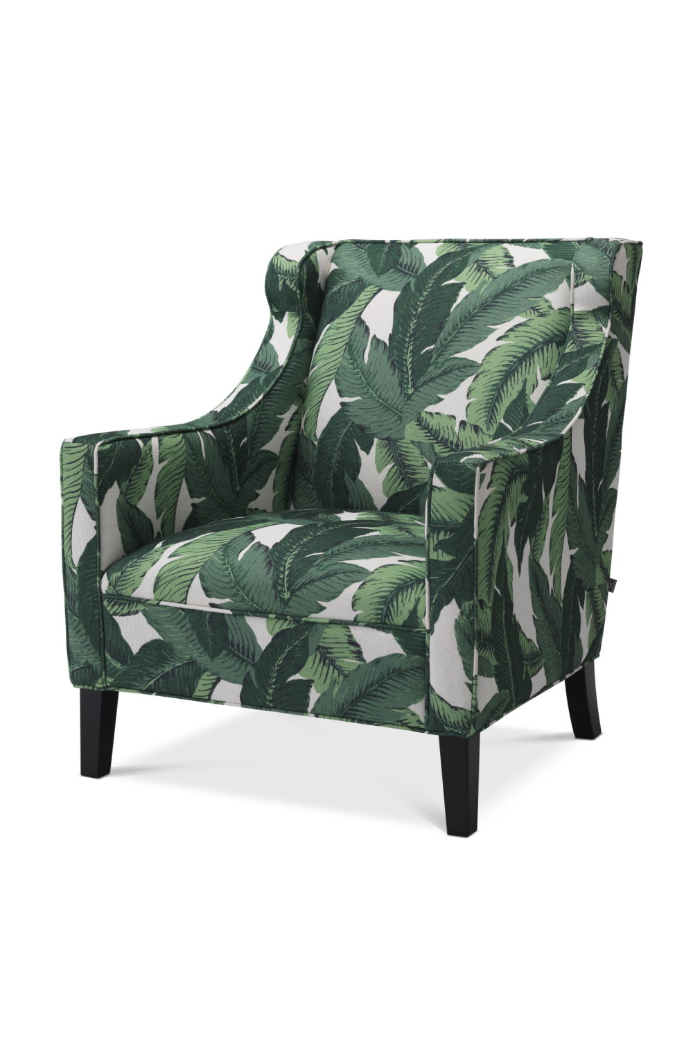 Tropical Green Accent Chair | Eichholtz Jenner | Woodfurniture.com