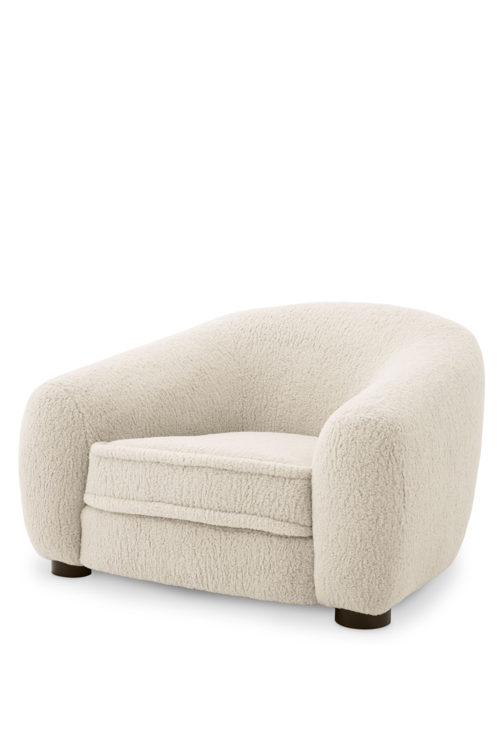 Brisbane Cream Accent Chair | Eichholtz Freud