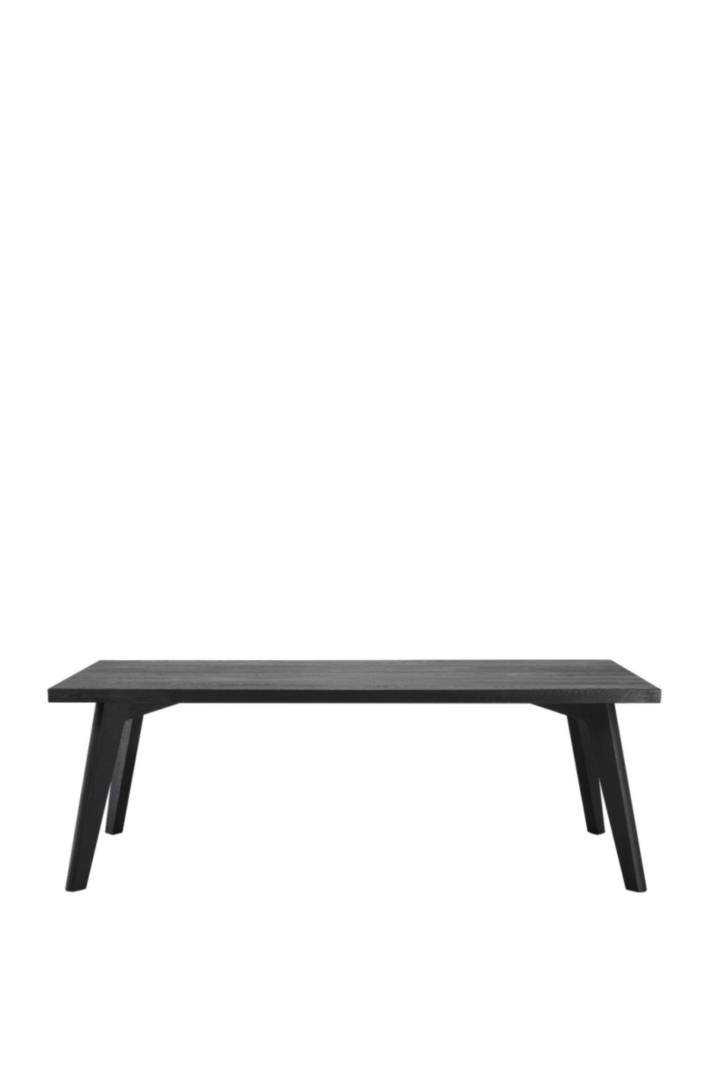 Rectangular Black Oak Dining Table | Eichholtz | #1 Eichholtz Retailer