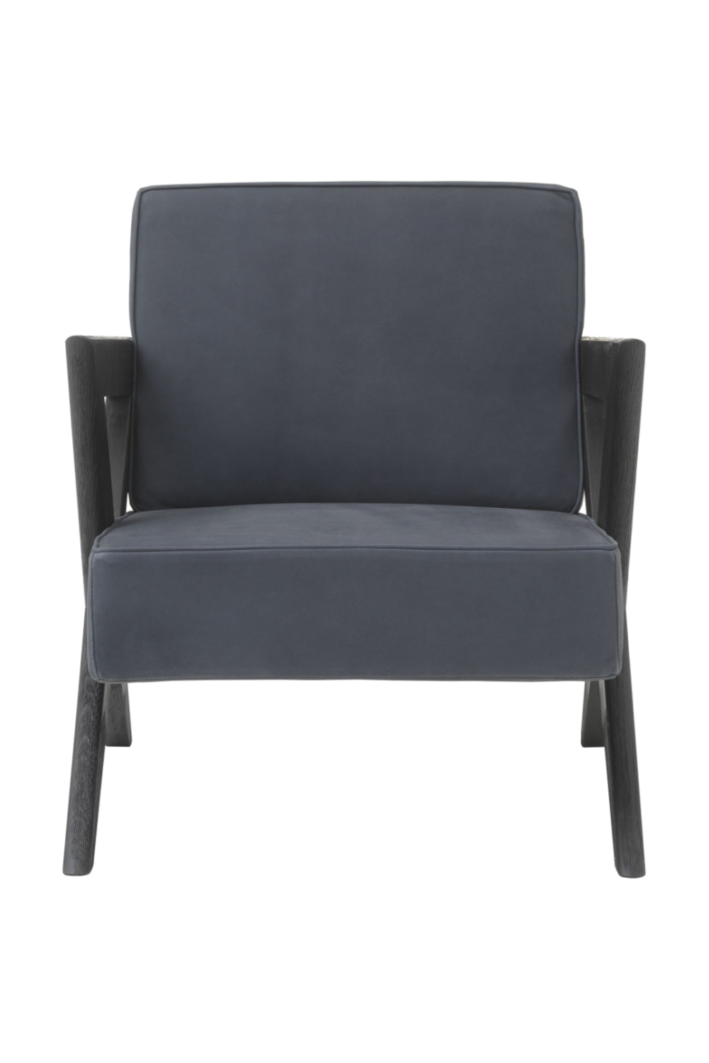 Blue Black Oak Chair | Eichholtz Felippe