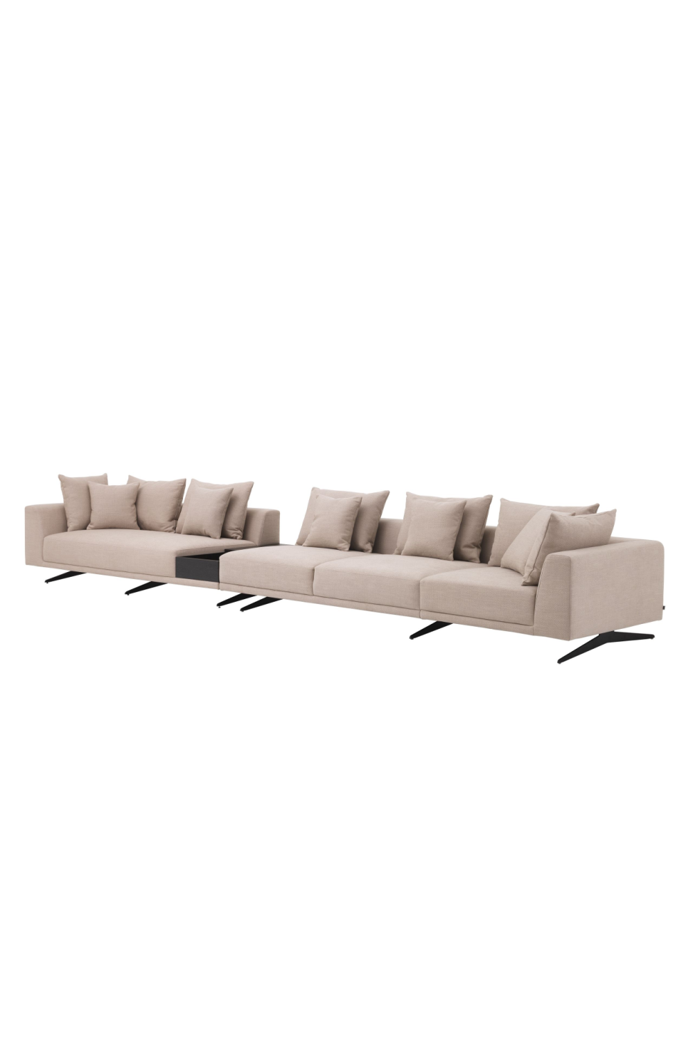 Avalon Sand Sectional Sofa | Eichholtz Endless | #1 Eichholtz Retailer