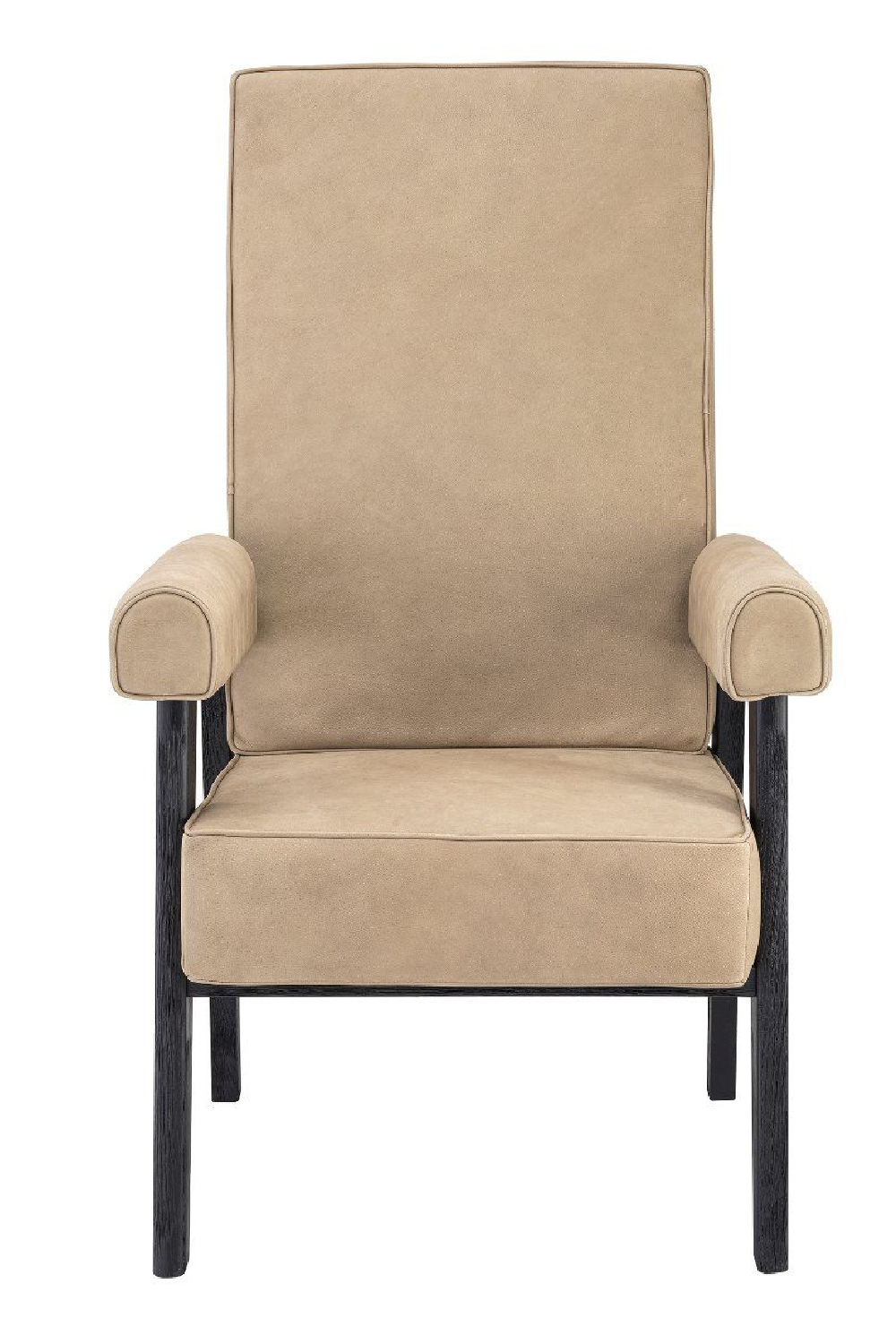 Beige High-Back Chair | Eichholtz Milo