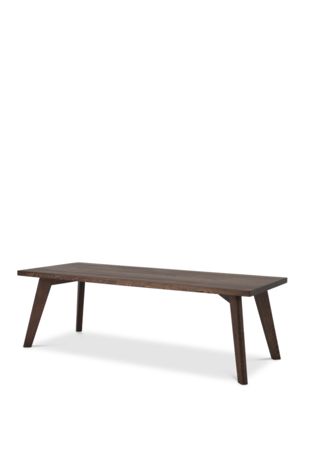 Rectangular Brown Oak Dining Table | Eichholtz | #1 Eichholtz Retailer