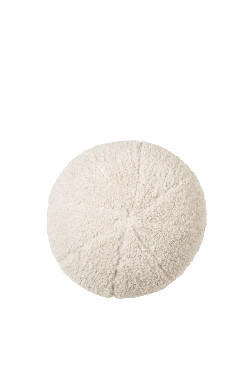 Brisbane Cream Ball Pillow | Eichholtz Palla S | #1 Eichholtz Retailer