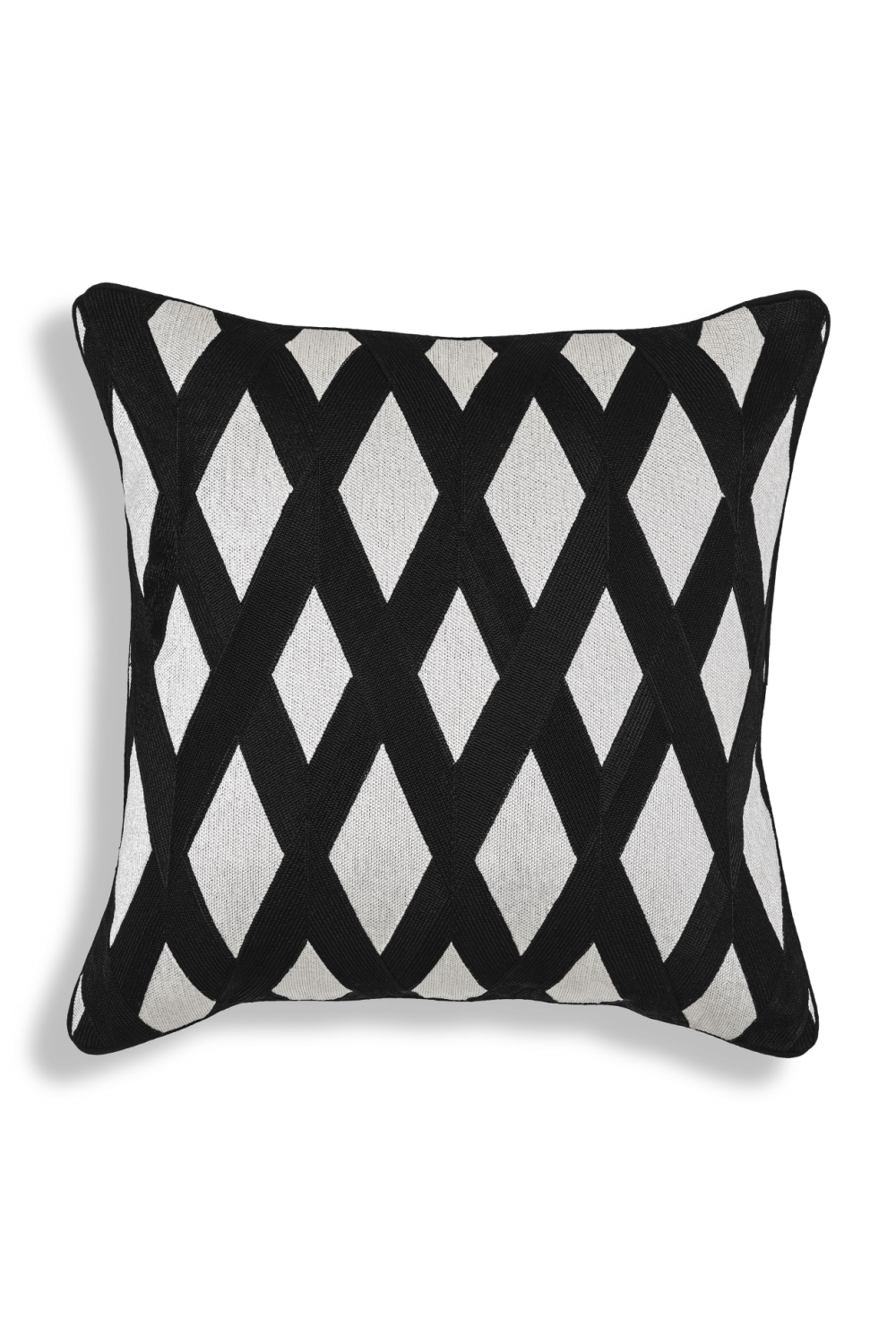 Diamond Pattern Square Pillow | Eichholtz Splender | OROA
