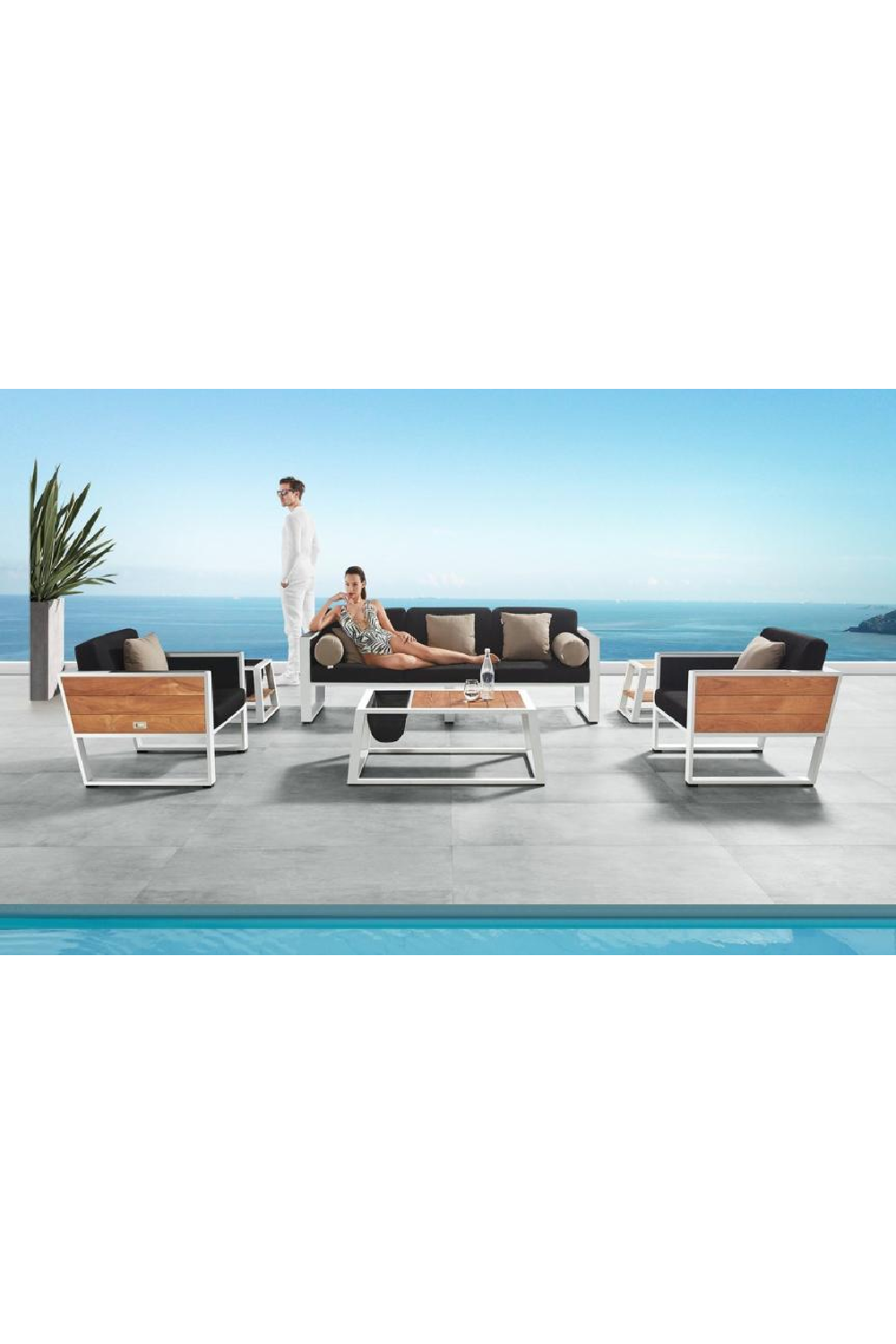 Outdoor Lounge Set | Higold York | OROA Outdoor Furniture