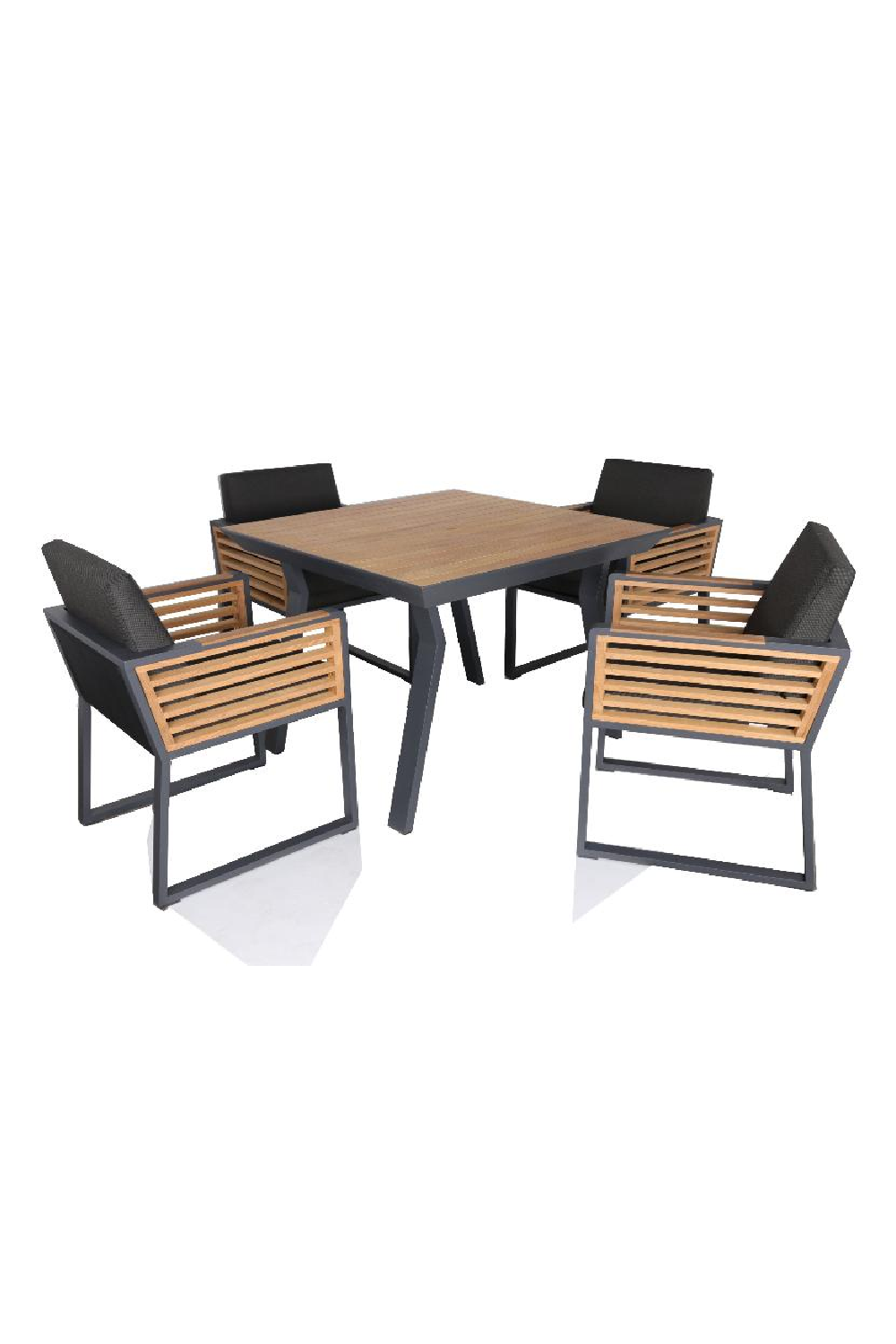 Outdoor Dining Set (4 Chairs) | Higold New York | OROA Furniture