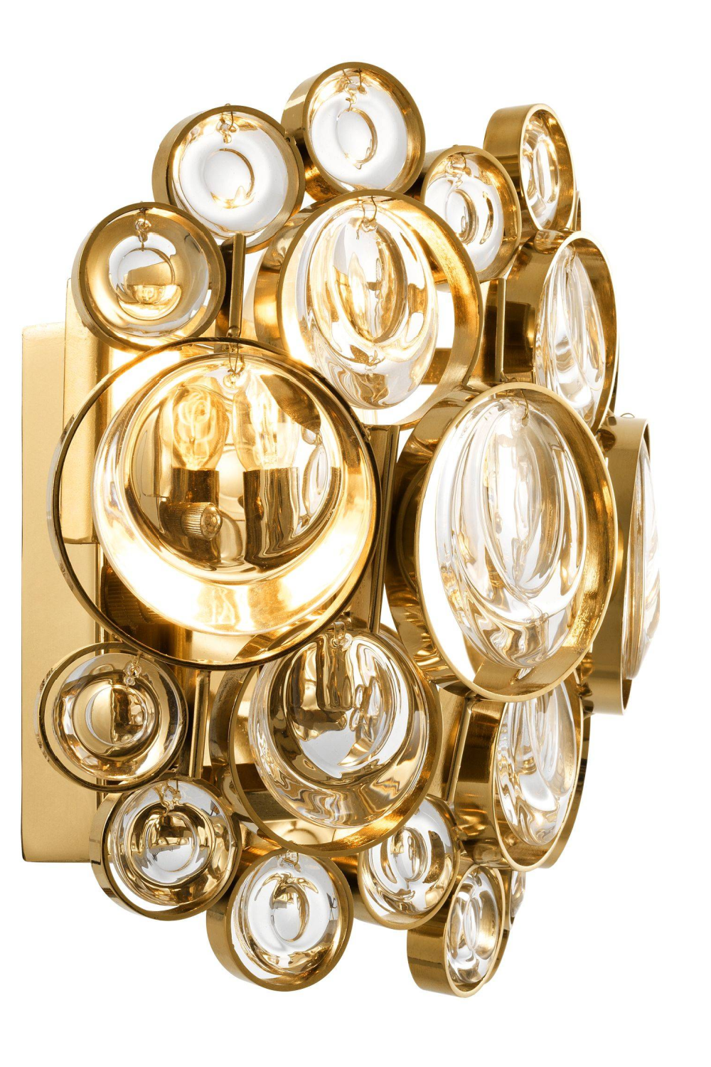 Oblong Bubble Wall Lamp | Eichholtz Avant | OROA - Luxury Lighting