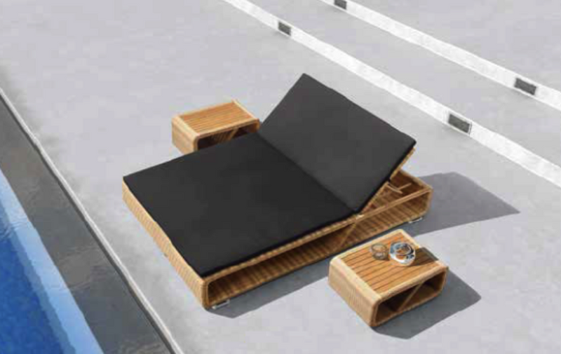 Outdoor Daybed | Palace | OROA Modern & Luxury Furniture