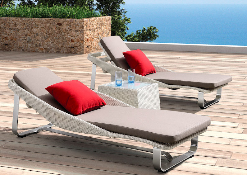 Gentil Smart Outdoor Sun Chair