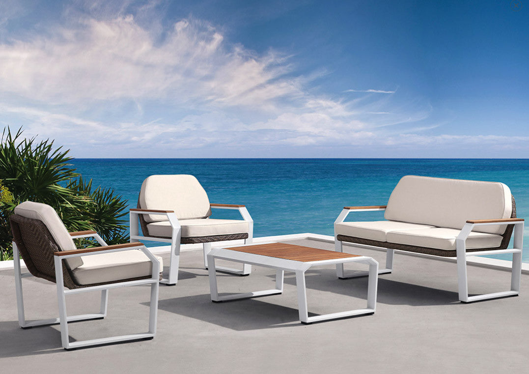 Teakman Outdoor Lounge Set