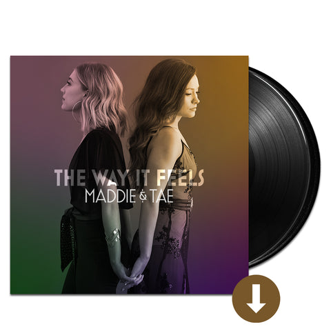 The Way It Feels Signed LP + Digital Album