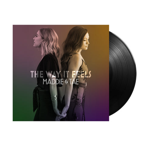 The Way It Feels Signed LP