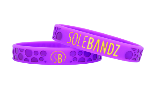 Purple Stingray - SOLEBANDZ - 1