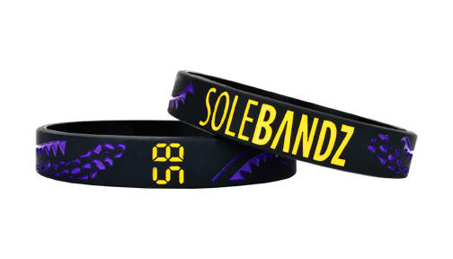 Purple N Yellow - SOLEBANDZ