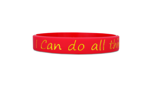 I Can Red/Gold - SOLEBANDZ
