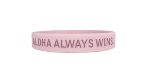 Aloha Always Wins Muted Pink