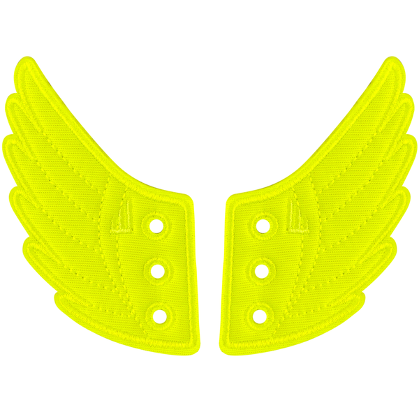 Yellow Neon Wings