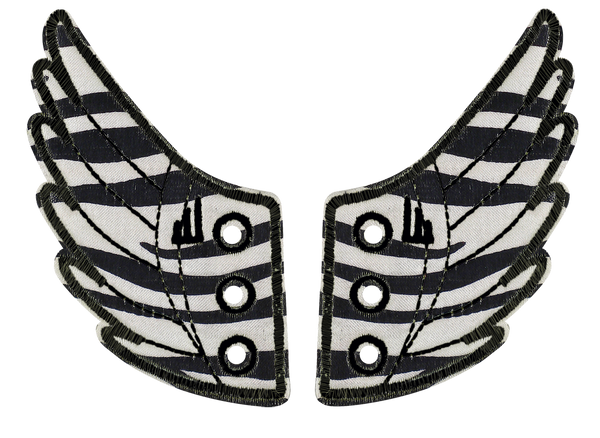 ZEBRA WINGS