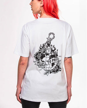 Hell To Pay Heavyweight Tee