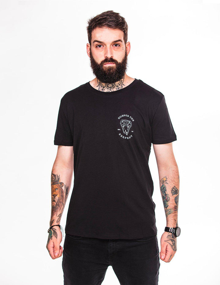 Silence the Serpent Tee