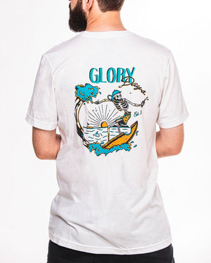 Glory Days Surfer Tee