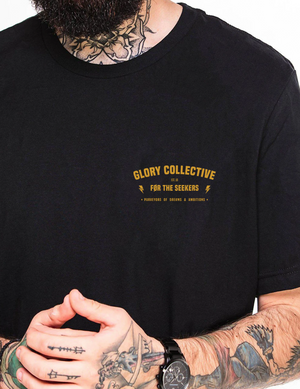 'Gold Edition' Signature Tee