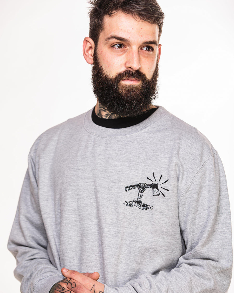 Wild and Free Sweater