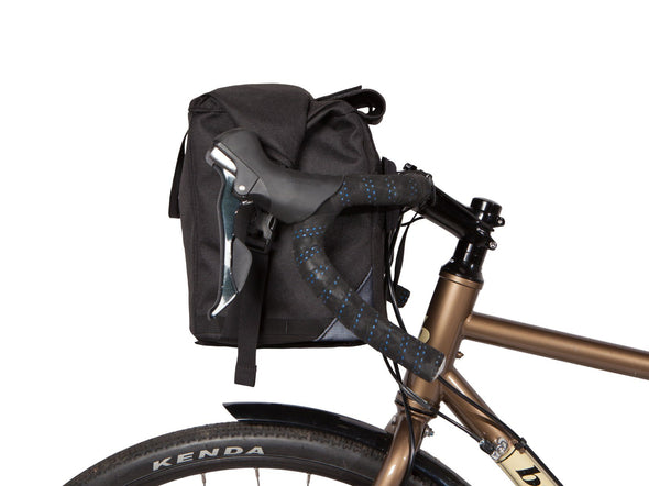 Two Wheel Gear - Dayliner Box Bag - Black - Handlebar, trunk Bag - Front Bars