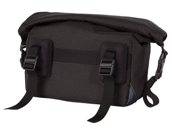 Two Wheel Gear - Dayliner Mini Handlebar Bag - Black - Mounts for handlebars